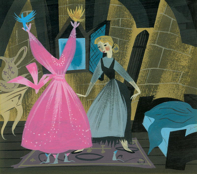It's a Small Room – Mary Blair
